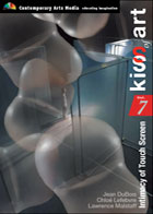 Kiss of Art - Volume 7: The Intimacy of Touch Screen