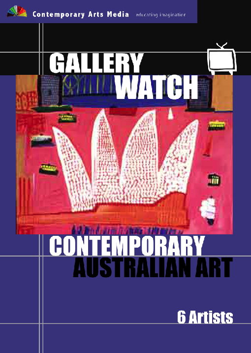 GALLERY WATCH: Contemporary Australian Art - 6 Artists