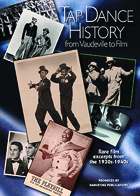 Tap Dance History from Vaudeville to Film  STOCKTAKE