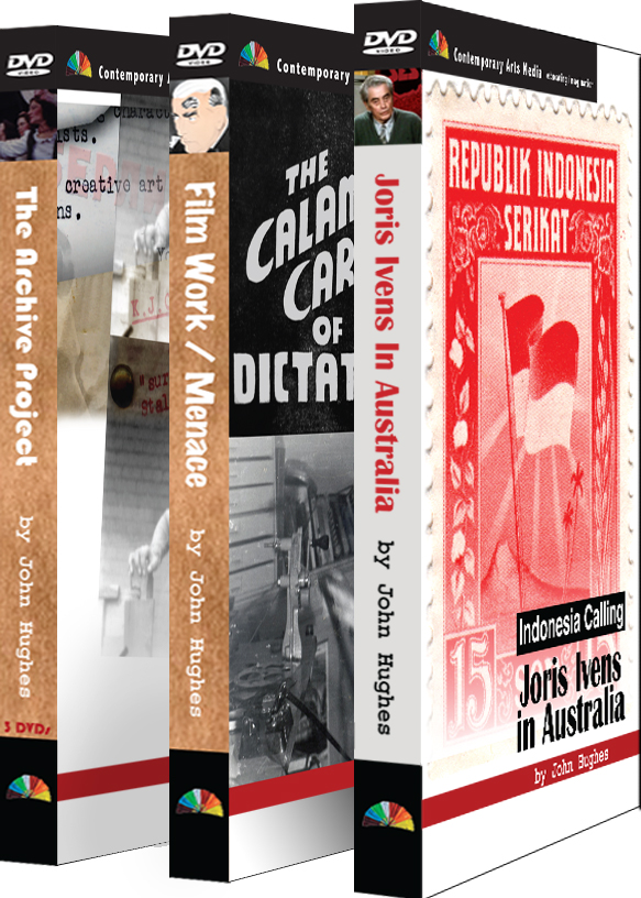 Australian Alternative Film Culture - 3 Volume