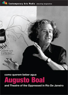 Augusto Boal and Theatre of the Oppressed in Rio De Janeiro  STOCKTAKE