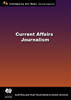 Current Affairs Journalism