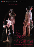 "15 Days of Dance: The Making of ""Ghost Light"""