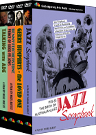 Jazz Scrapbook and Snapshots of Australian Early Jazz History - Series of 4 DVDs