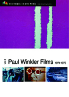 Paul Winkler Films 1964-1974