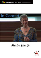 In Concert - Merlyn Quaife - Opera recital - Allerseelen - BMW EDGE Nov 2005 HDV