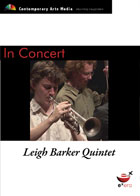In Concert - Leigh Barker Quintet - BMW EDGE 2006