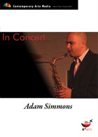 In Concert - Adam Simmons - BMW EDGE Nov 2004