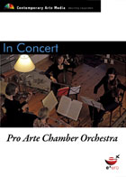 Pro Arte Chamber Orchestra - Bach Concerto for Piano & Orchestra in D minor, BWV 1052