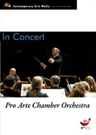 In Concert: Pro Arte Chamber Orchestra - Bach and Beethoven concerts